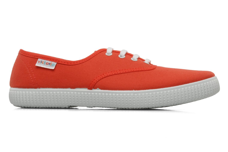 Sneaker Victoria Victoria W orange ansicht von hinten