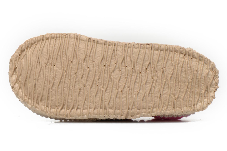 Pantoffels Giesswein Aichach Beige boven