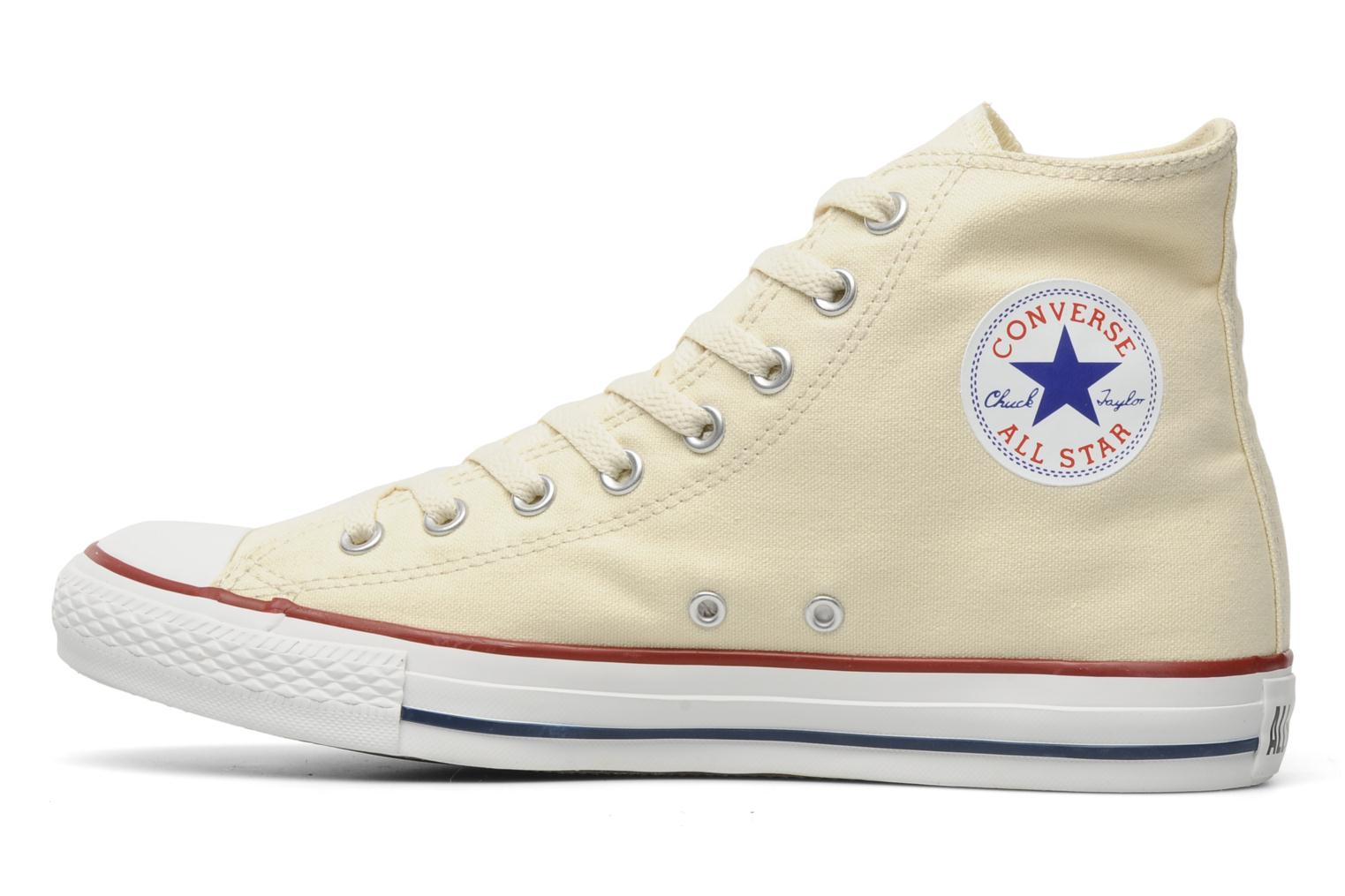 Sneakers Converse Chuck Taylor All Star Hi M Beige immagine frontale