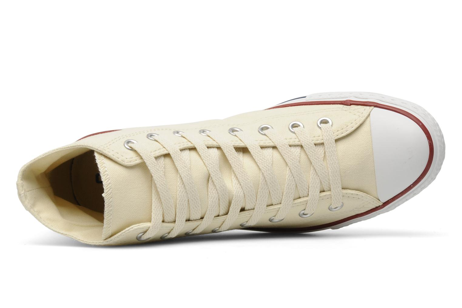 Sneakers Converse Chuck Taylor All Star Hi M Beige immagine sinistra