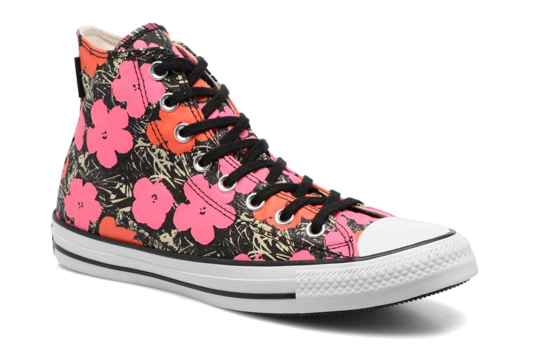 Sneaker Converse Chuck Taylor All Star Hi M rosa detaillierte ansicht/modell