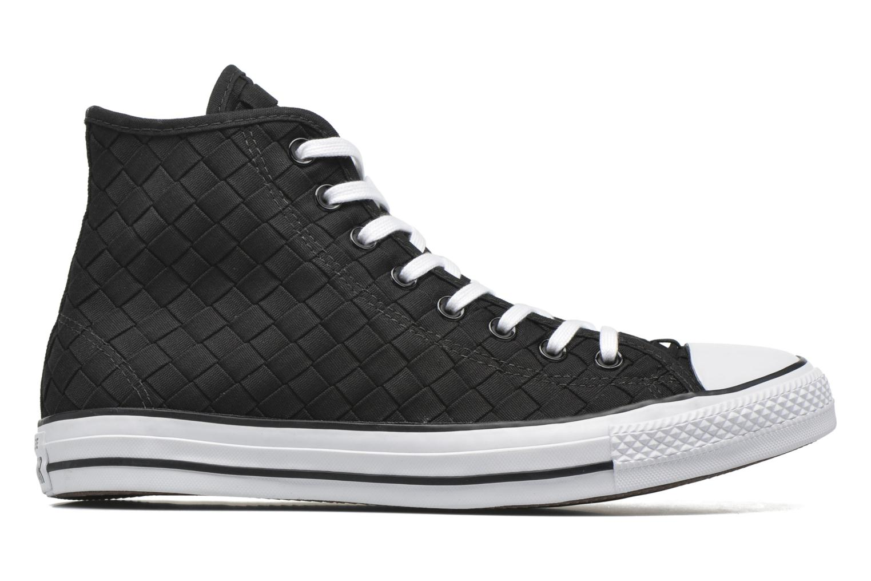 Sneaker Converse Chuck Taylor All Star Hi M schwarz ansicht von hinten