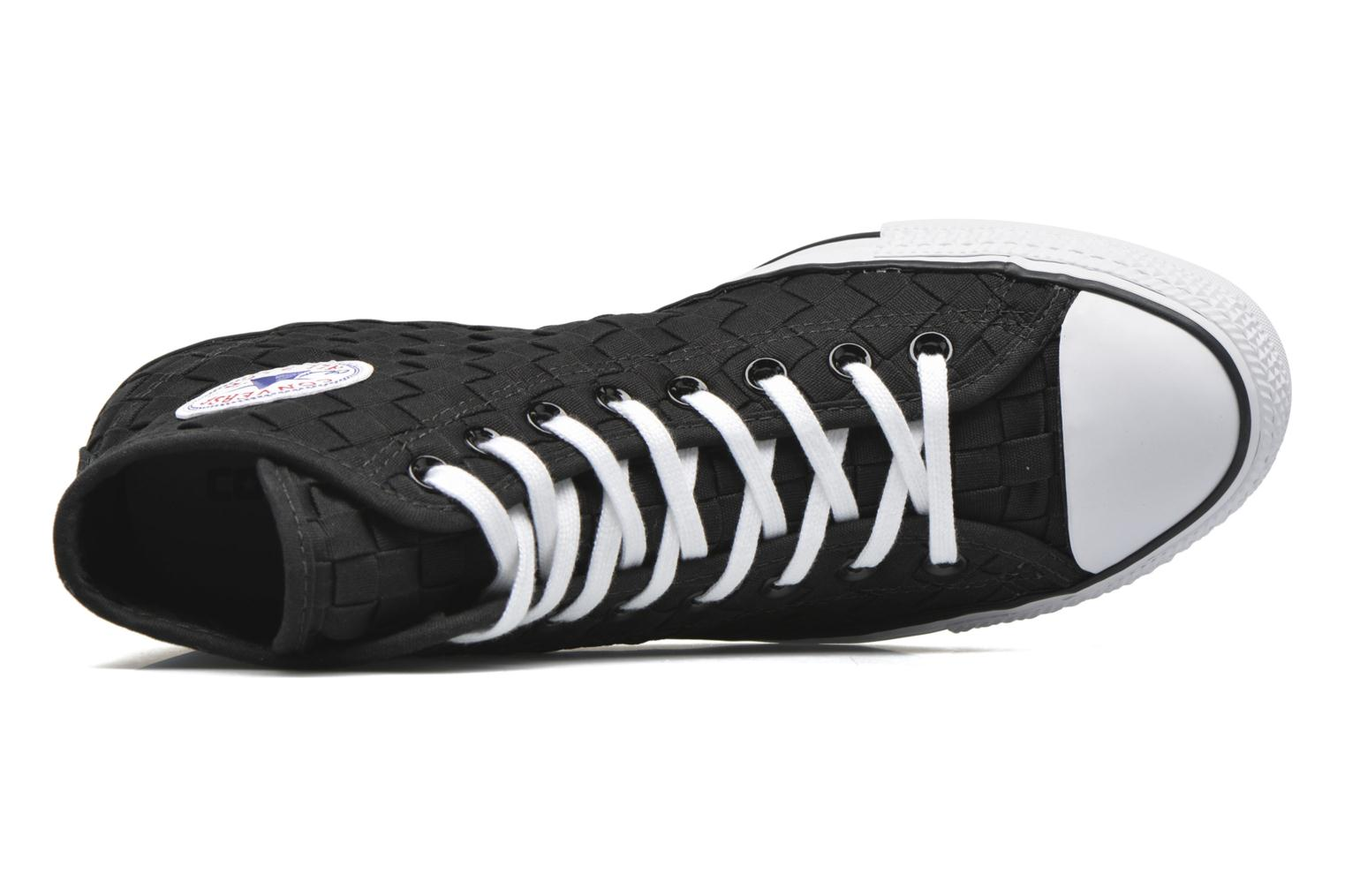 Chuck Taylor All Star Hi M Black/black/white