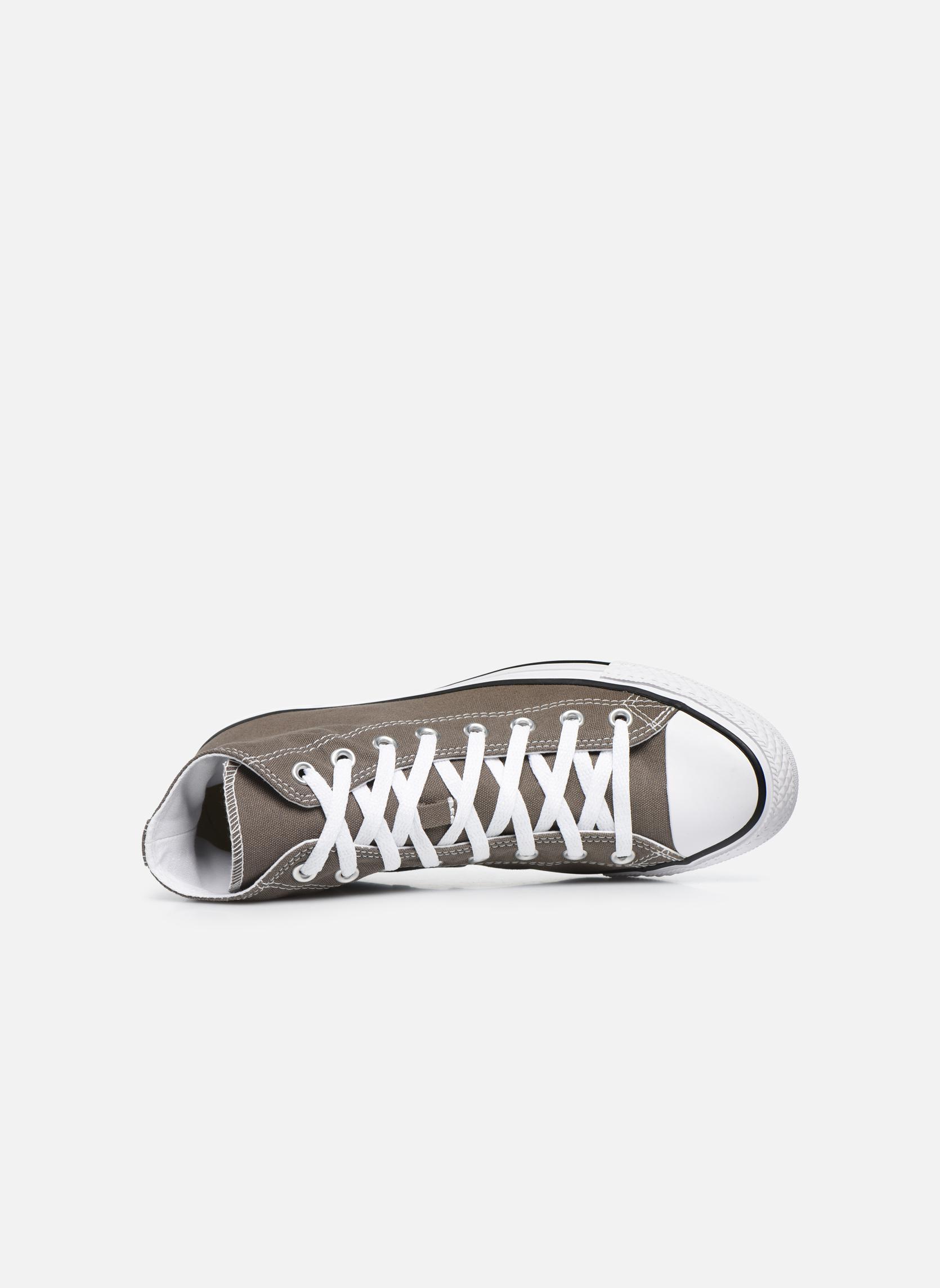 Sneakers Converse Chuck Taylor All Star Hi M Grijs links