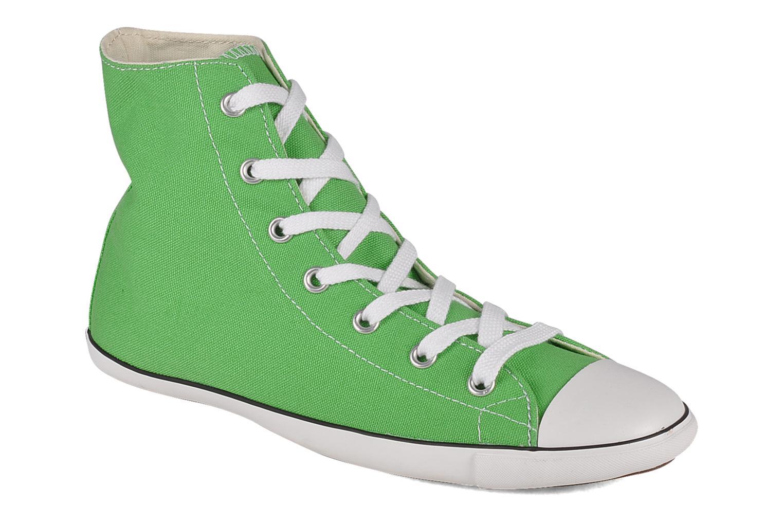 92e9d3108d4c4 ... italy sneaker converse all star light canvas hi w grün detaillierte  ansicht modell a3815 2329e