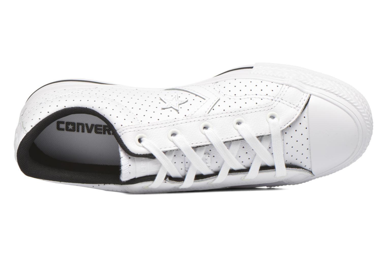 Sneaker Converse Star Player Cuir Ev W weiß ansicht von links