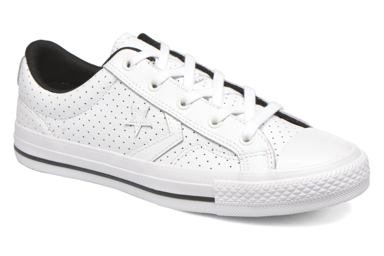 Sneaker Converse Star Player Cuir Ev W weiß detaillierte ansicht/modell
