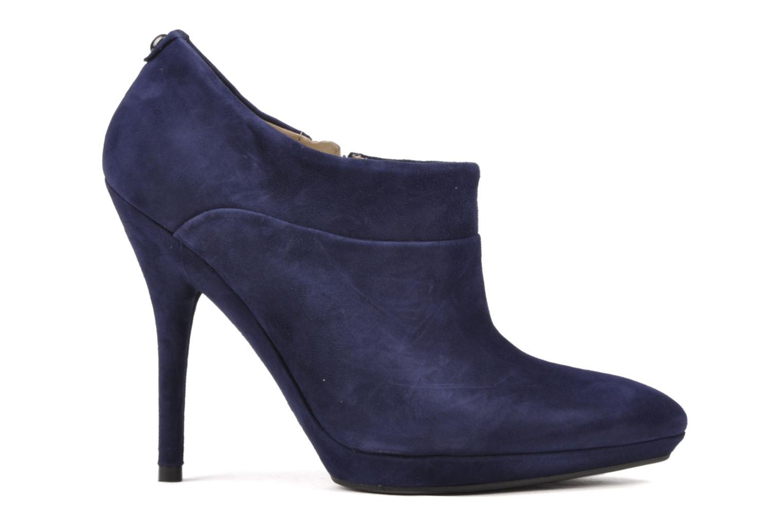Bottines et boots Guess Petie Suede Bleu vue derrière