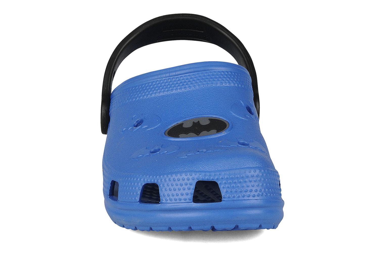 Sandals Crocs Batman Cayman Blue model view