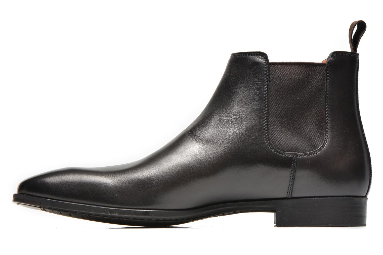 Boots Santoni Marlone 9291 Brun bild från framsidan