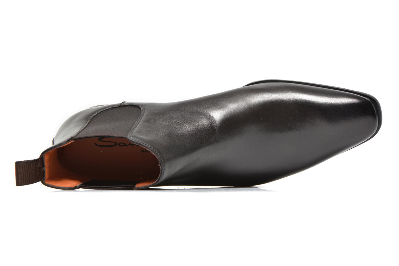 Boots en enkellaarsjes Santoni Marlone 9291 Bruin links