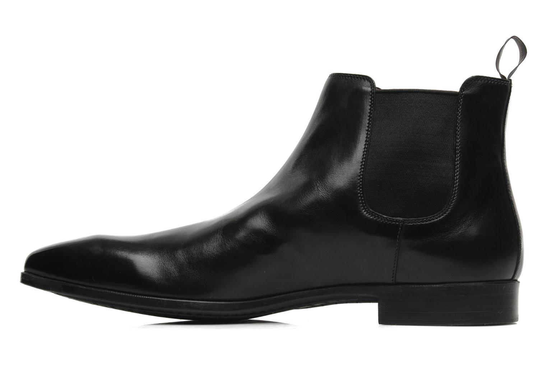 Stiefeletten & Boots Santoni Marlone 9291 schwarz ansicht von vorne