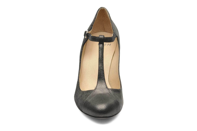 Escarpins Eden Elen Noir vue portées chaussures