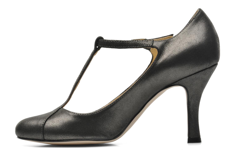 Zapatos de tacón Eden Elen Negro vista de frente