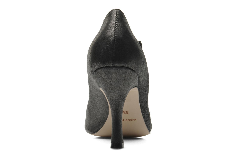 Zapatos de tacón Eden Elen Negro vista lateral derecha