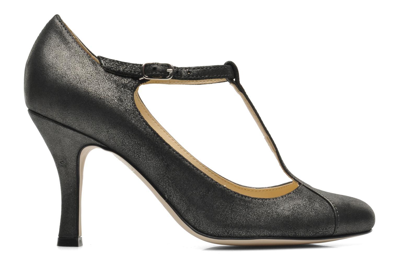 High heels Eden Elen Black back view