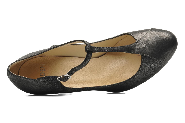 Zapatos de tacón Eden Elen Negro vista lateral izquierda