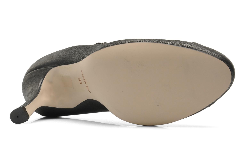 Zapatos de tacón Eden Elen Negro vista de arriba