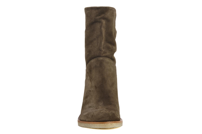 Boots Clergerie Zares Brun bild av skorna på