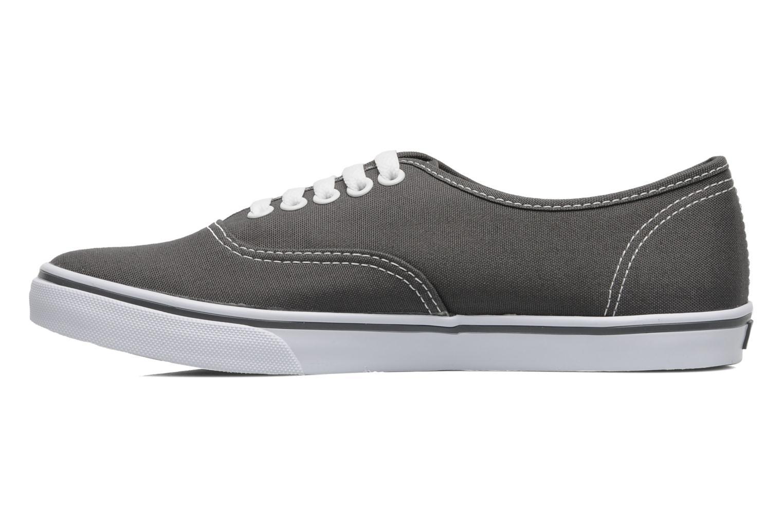 Sneaker Vans Authentic Lo Pro W grau ansicht von vorne