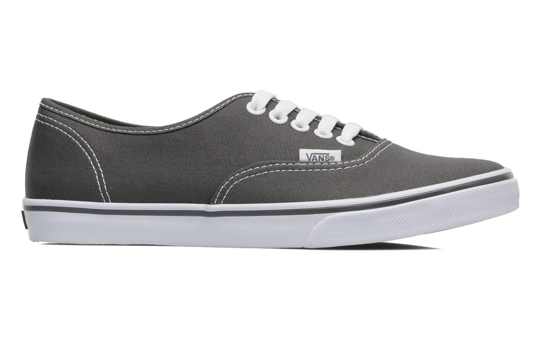 Sneaker Vans Authentic Lo Pro W grau ansicht von hinten