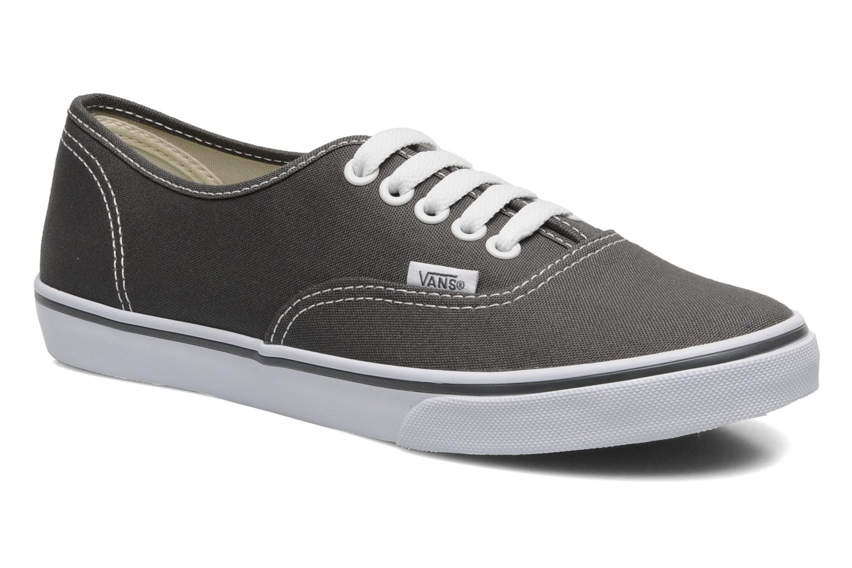 Sneaker Vans Authentic Lo Pro W grau detaillierte ansicht/modell