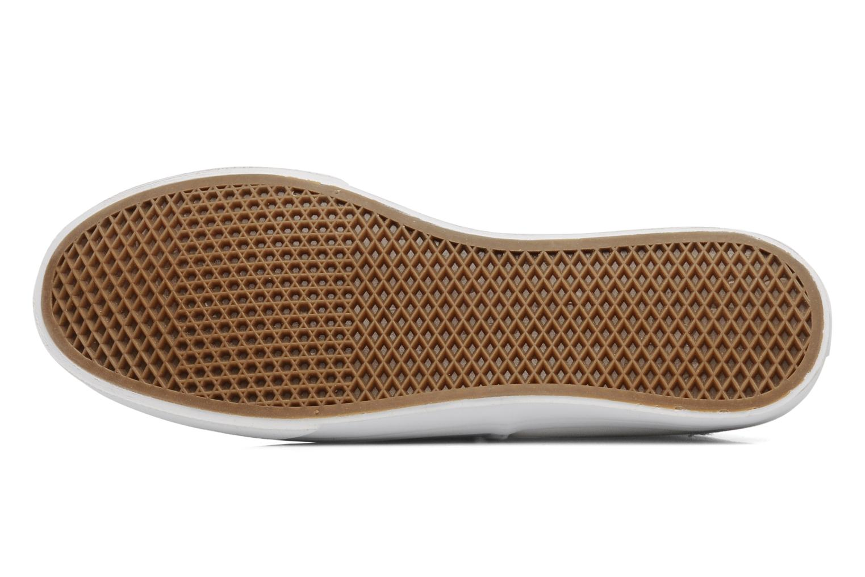 Sneaker Vans Authentic Lo Pro W weiß ansicht von oben