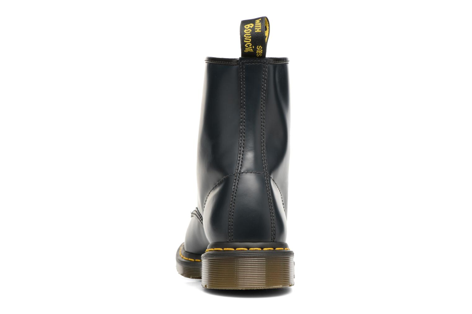 Ankle boots DR. Martens 1460 M Blue view from the right
