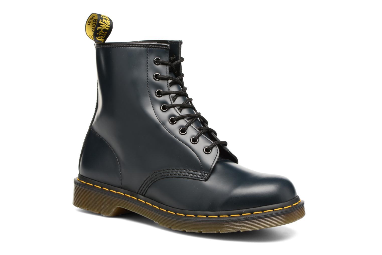 Boots en enkellaarsjes Dr. Martens 1460 M Blauw detail