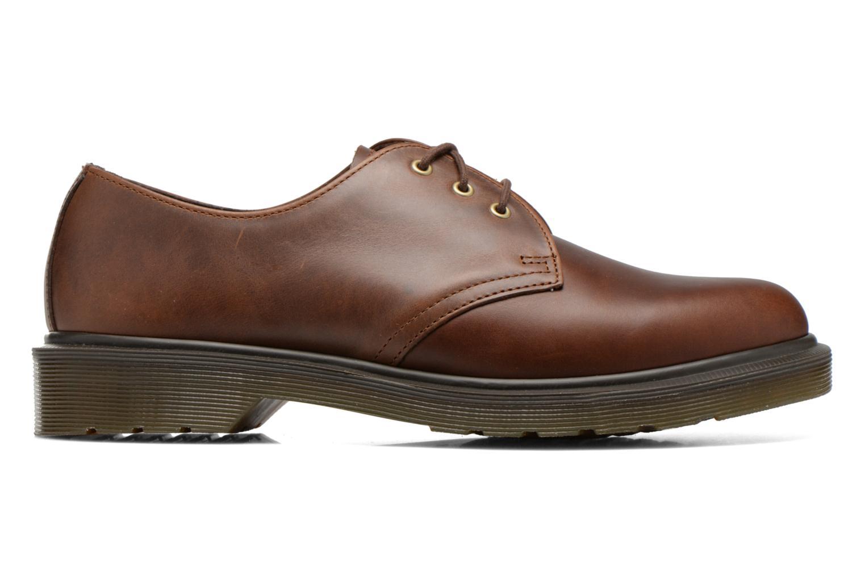 Chaussures à lacets Dr. Martens 1461 PW Marron vue derrière