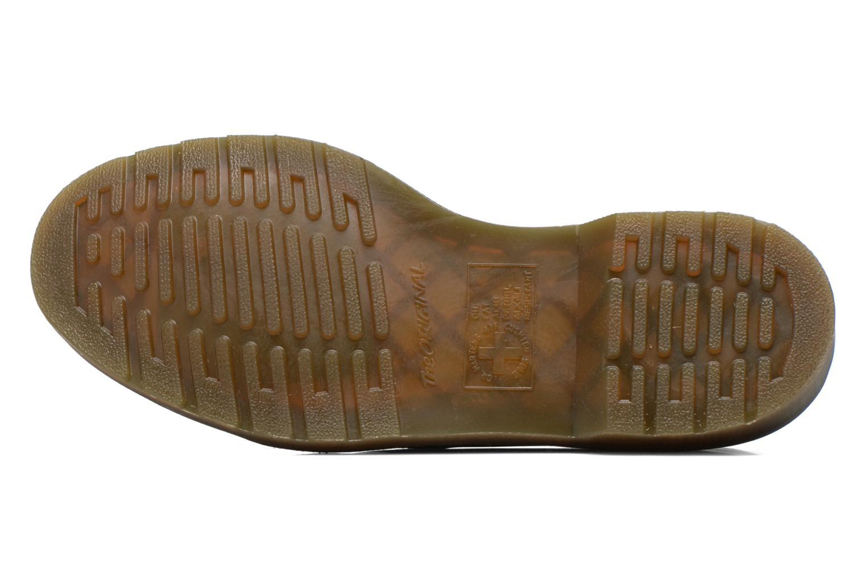 Chaussures à lacets Dr. Martens 1461 PW Marron vue haut
