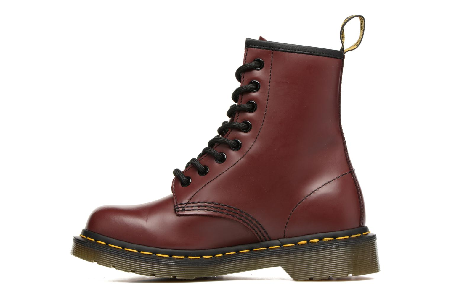 Ankle boots DR. Martens 1460 W Burgundy front view