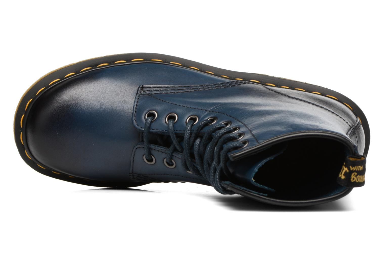 Bottines et boots Dr. Martens 1460 W Noir vue gauche
