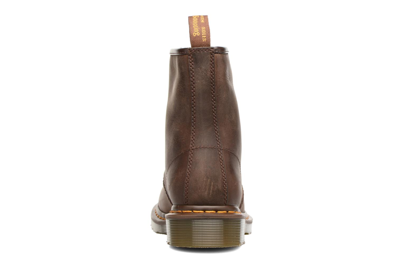 Boots en enkellaarsjes Dr. Martens 1460 W Bruin rechts