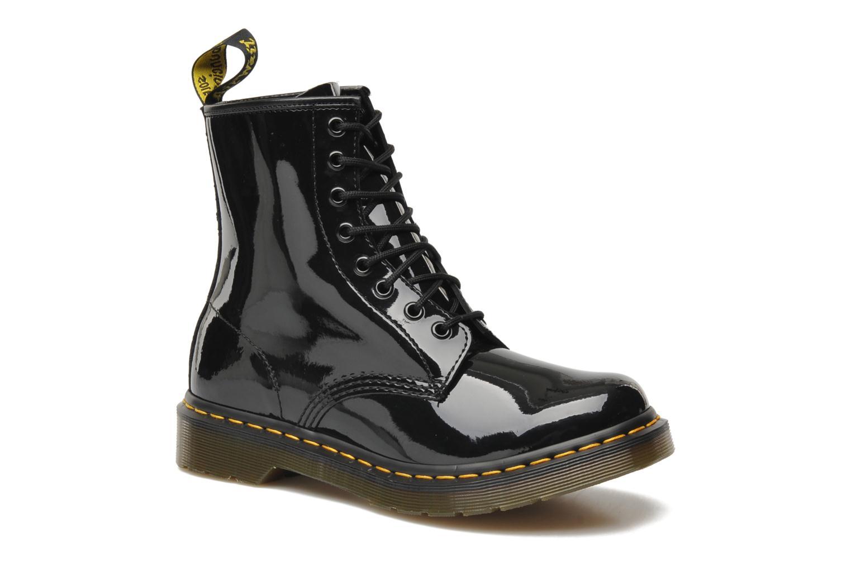 Bottines et boots Dr. Martens 1460 W Noir vue détail/paire