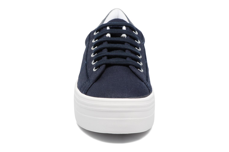 Sneaker No Name Plato Sneaker blau schuhe getragen