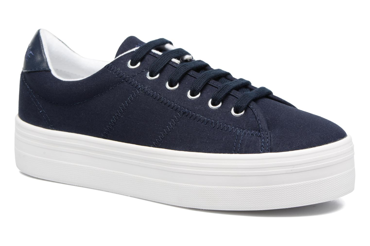 Plato Sneaker Navy Fox White 2