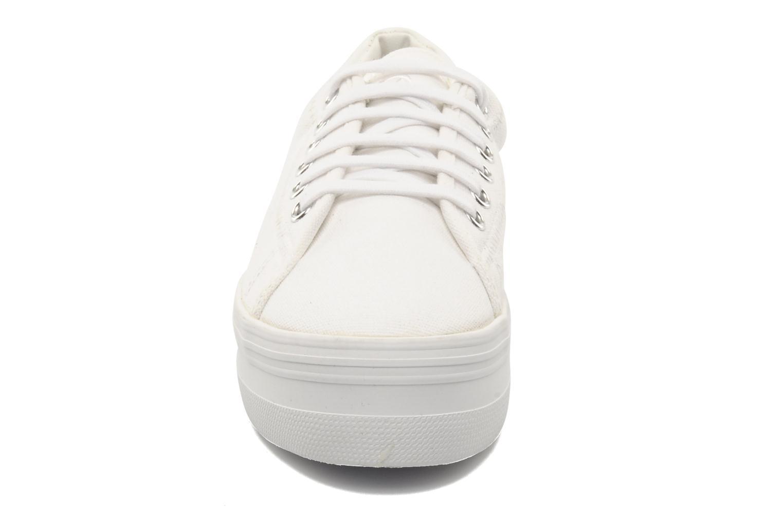 Trainers No Name Plato Sneaker White model view