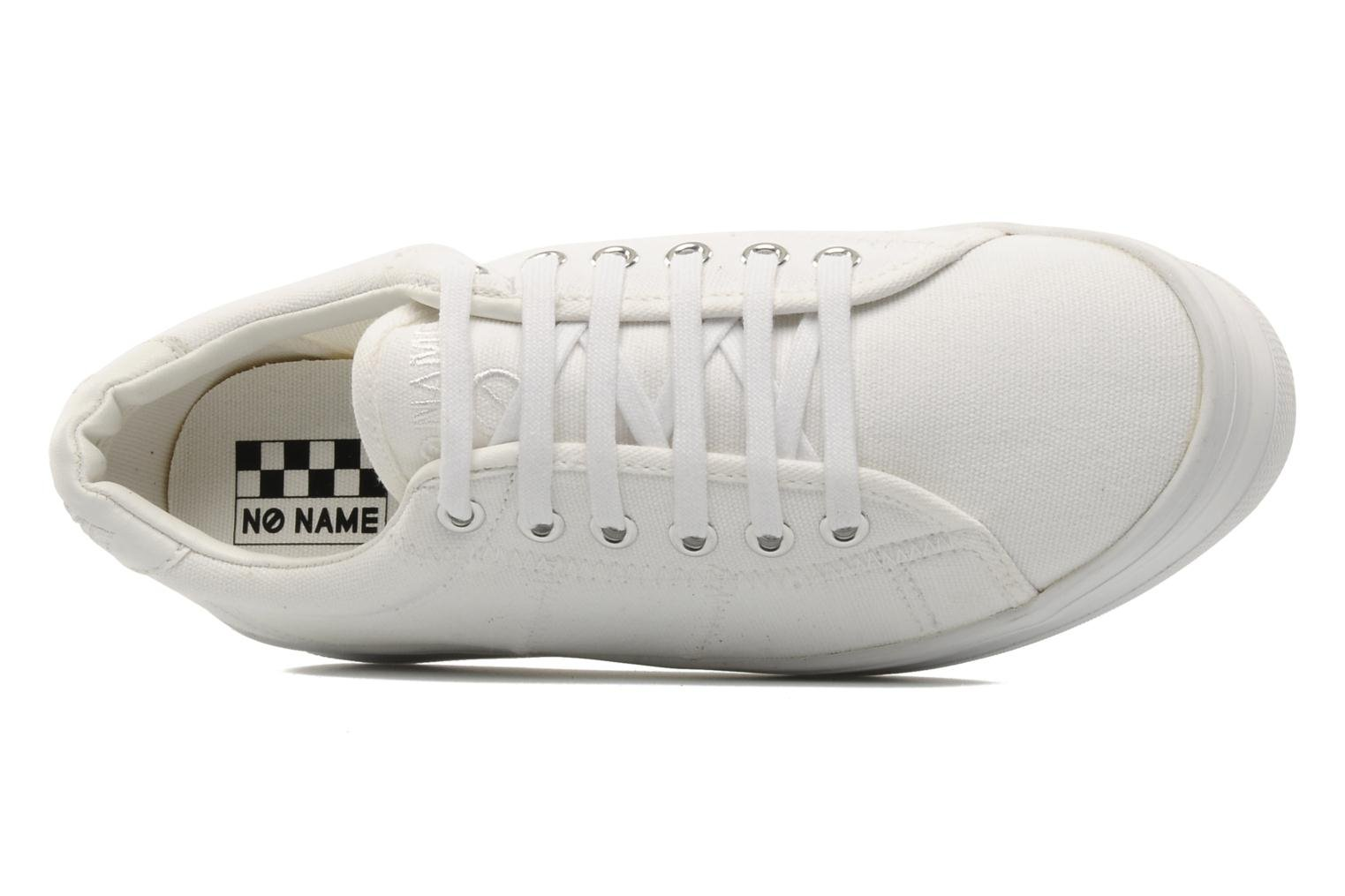Sneakers No Name Plato Sneaker Wit links