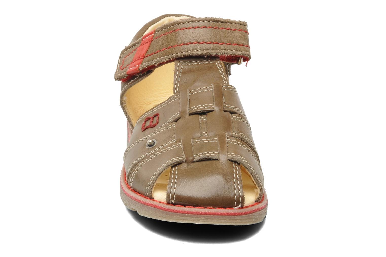 Sandalen Primigi Beller braun schuhe getragen