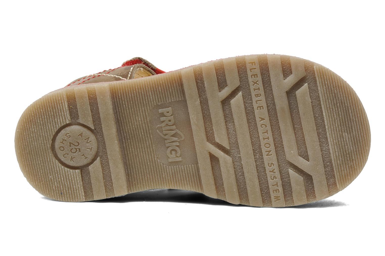 Sandalen Primigi Beller braun ansicht von oben