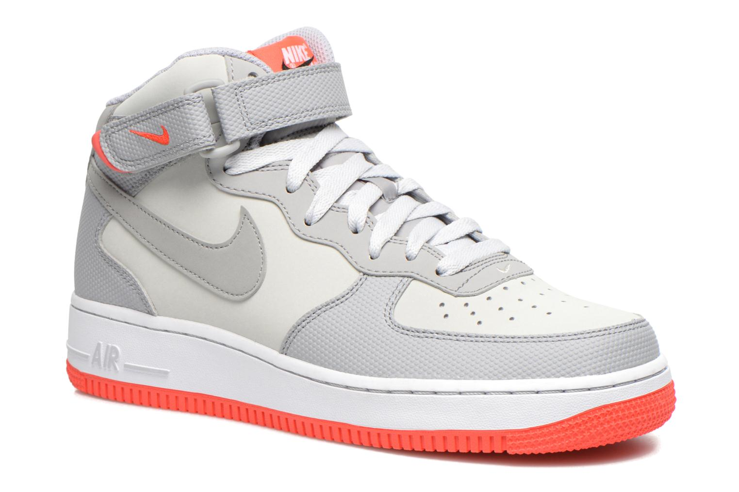 Nike Air Force 1 Mid Gris uCJ8P0Z