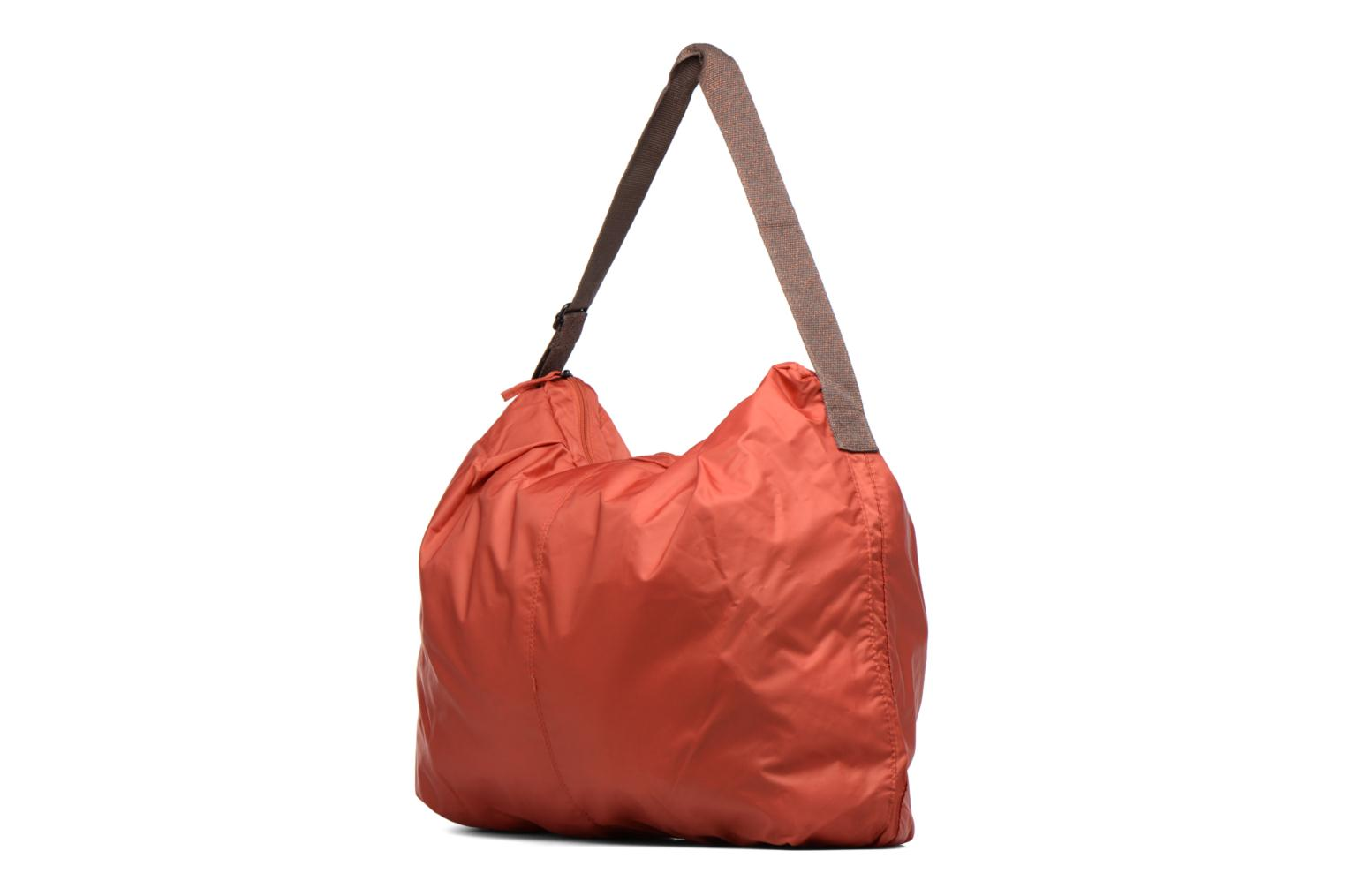 Sporttassen Bensimon Shoulder Bag Oranje rechts