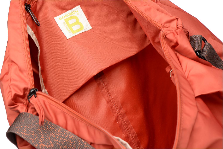 Sacs de sport Bensimon Shoulder Bag Orange vue derrière