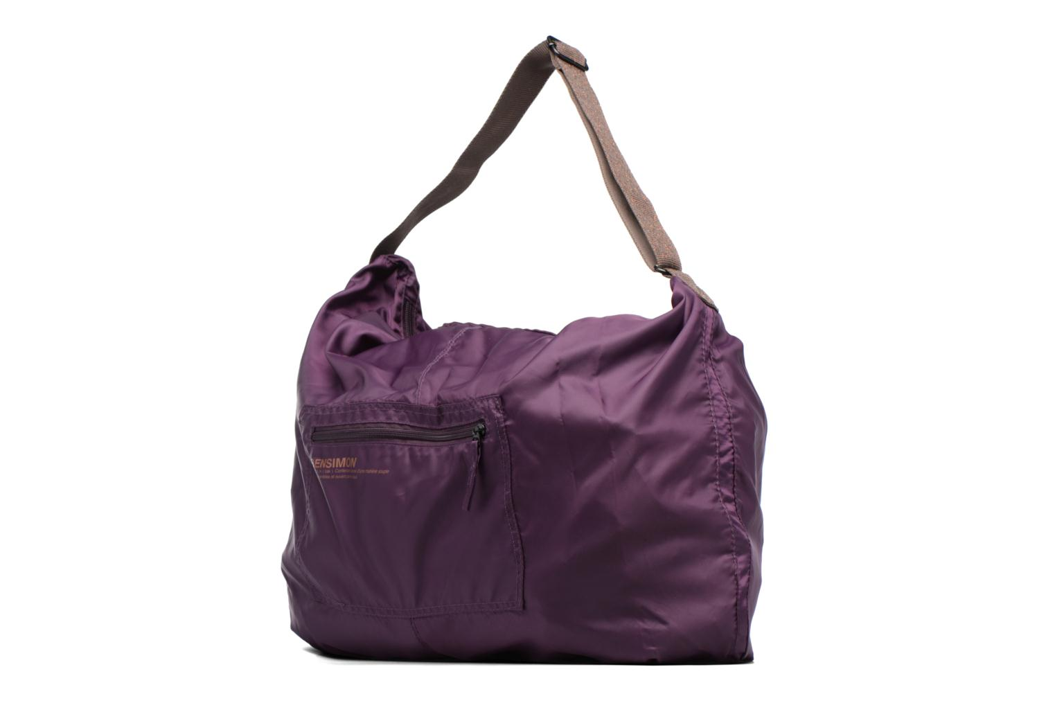 Sporttassen Bensimon Shoulder Bag Paars model