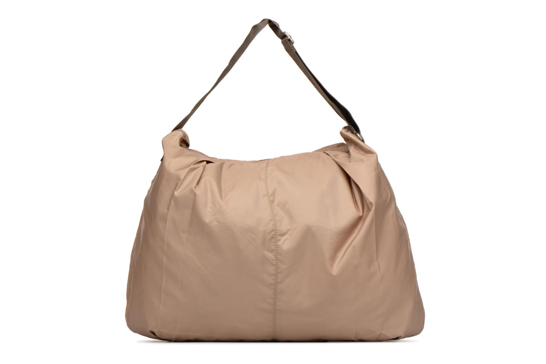 Sporttaschen Bensimon Shoulder Bag beige ansicht von vorne