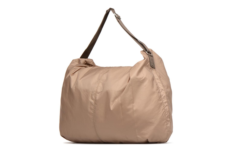Sporttaschen Bensimon Shoulder Bag beige ansicht von rechts