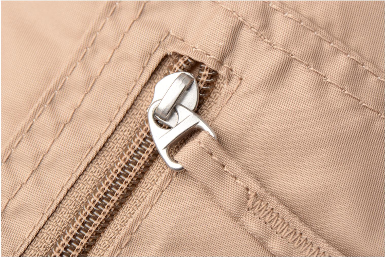 Sporttaschen Bensimon Shoulder Bag beige ansicht von links
