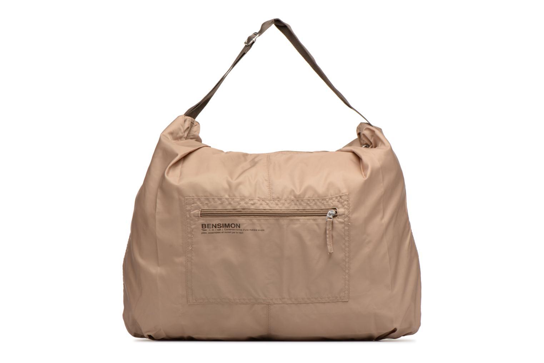 Sporttaschen Bensimon Shoulder Bag beige detaillierte ansicht/modell