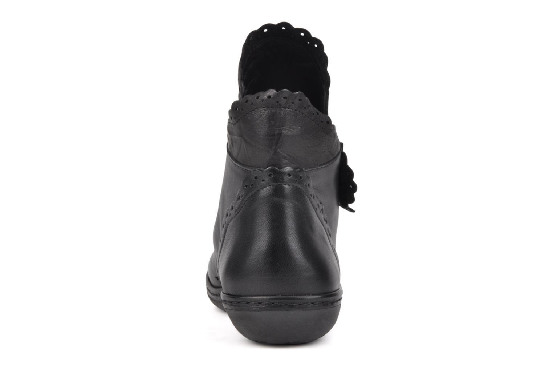 Bottines et boots Dkode Napini Noir vue droite